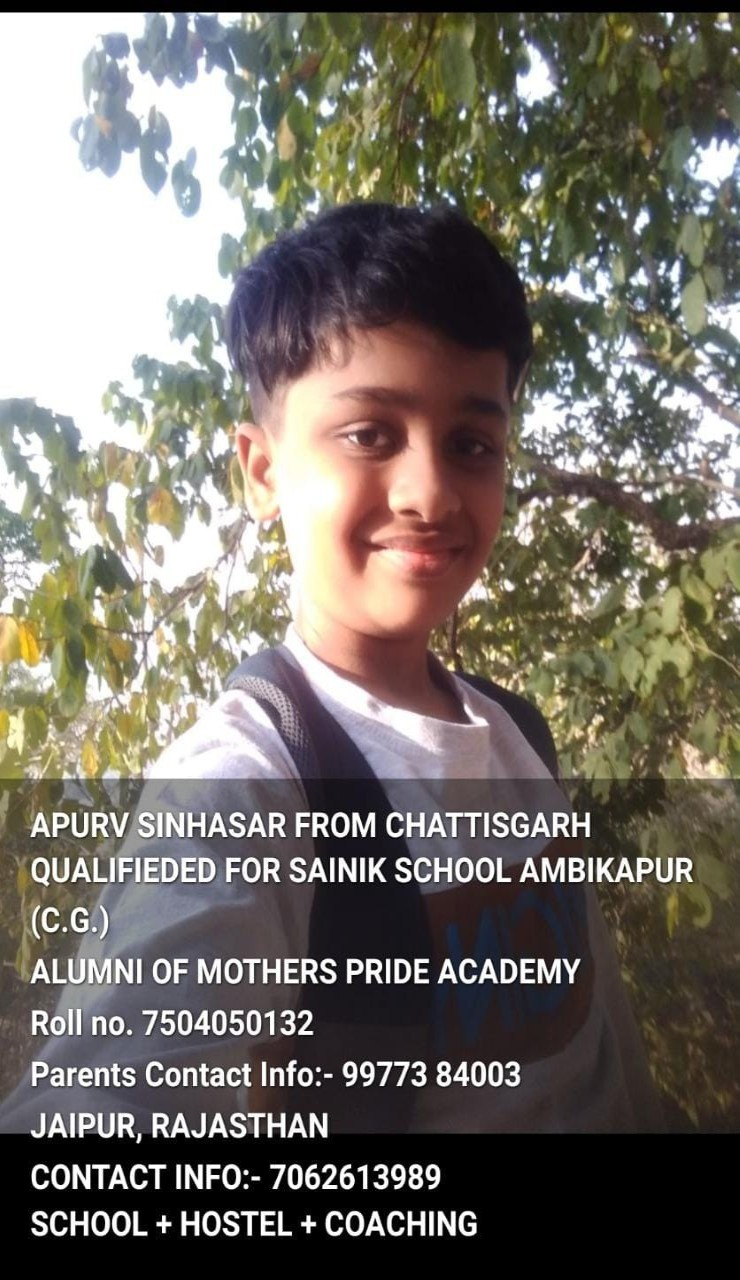mother pride academy 7